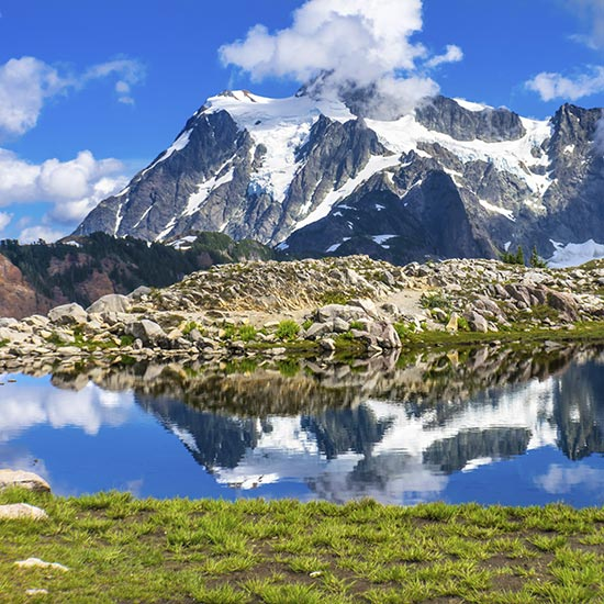 5 gorgeous hikes near Mt. Baker