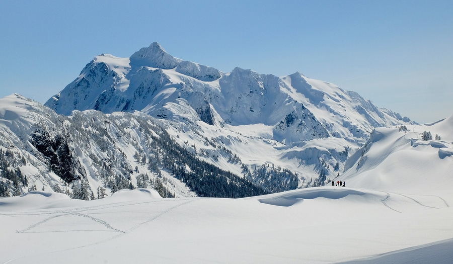 Your Guide to the Mt Baker Ski Area