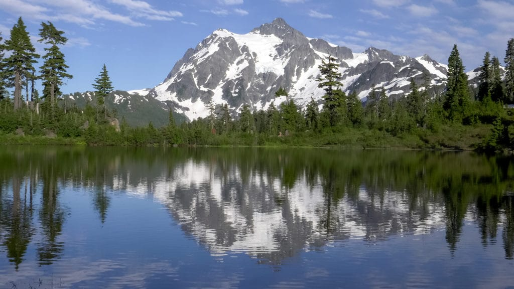 Visit the Mt. Baker National Forest This Summer