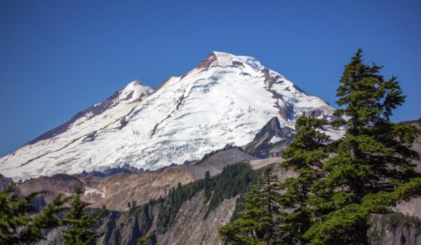 Visit Artists Point at Mt Baker