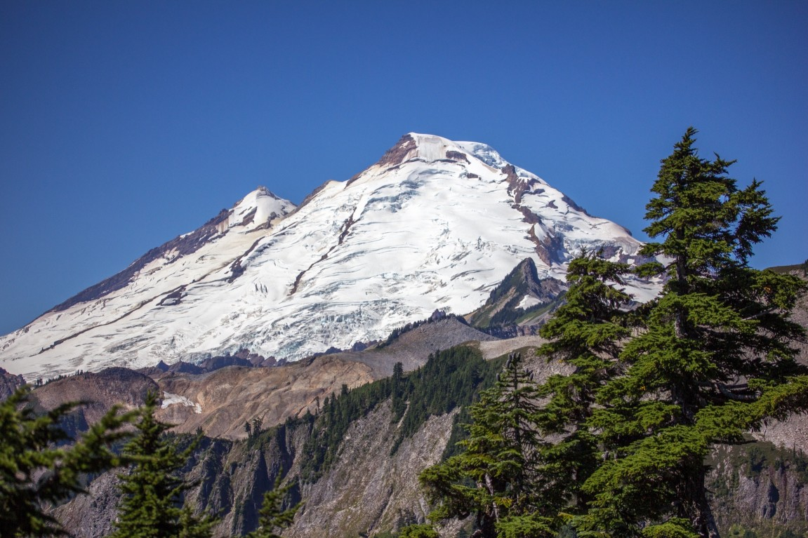 Visit Artist Point at Mt. Baker This Summer
