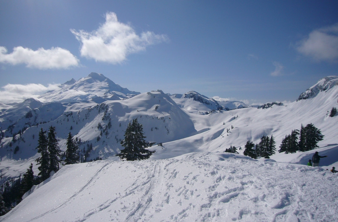 The best lodging near Mt. Baker Ski Area