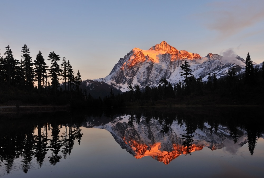 Visit Heather Meadows at Mt. Baker this summer